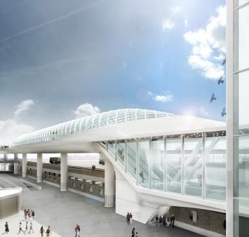 Iemants obtient le contrat pour la gare de départ Erasmus ligne à la Haye