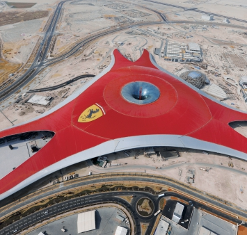 A new collaboration with Ferrari