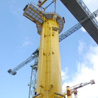 Humber Gateway Offshore Wind Farm / TP