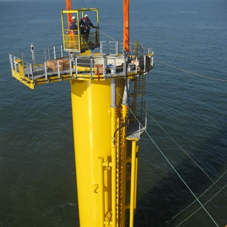 Thanet Offshore-Windpark | TP