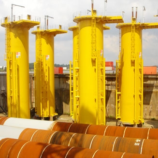 Lynn and Inner Dowsing Offshore Windpark | TP