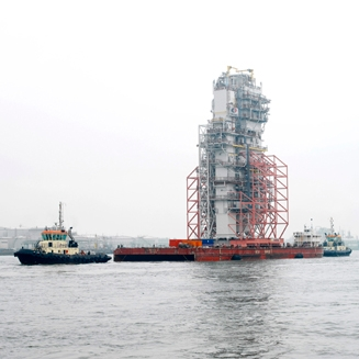Statoil Snohvit Coldbox