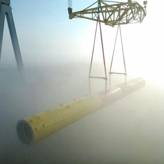 Eneco Luchterduinen Offshore Windpark | TP
