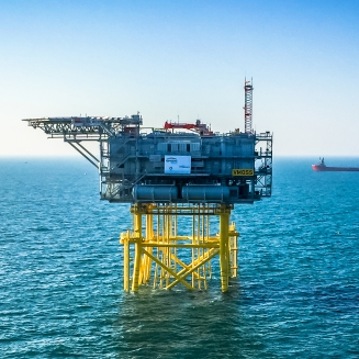 Veja Mate Offshore Windpark | OHVS