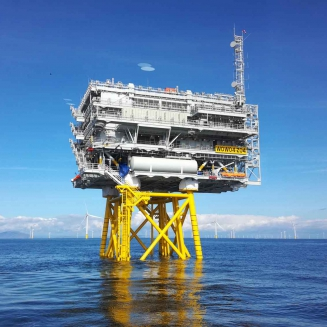 Walney Extension Offshore Windpark | OHVS